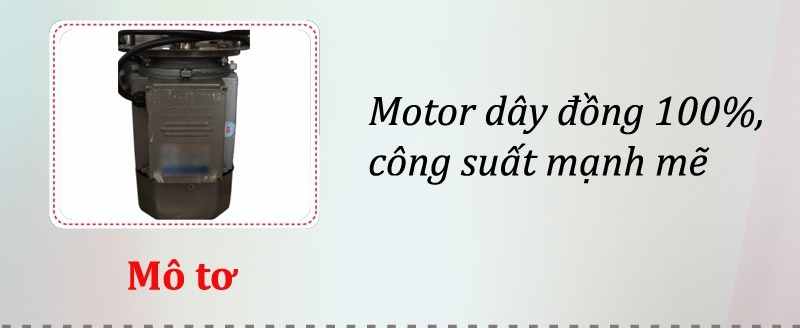 motor máy nhổ lông gà Việt Nam