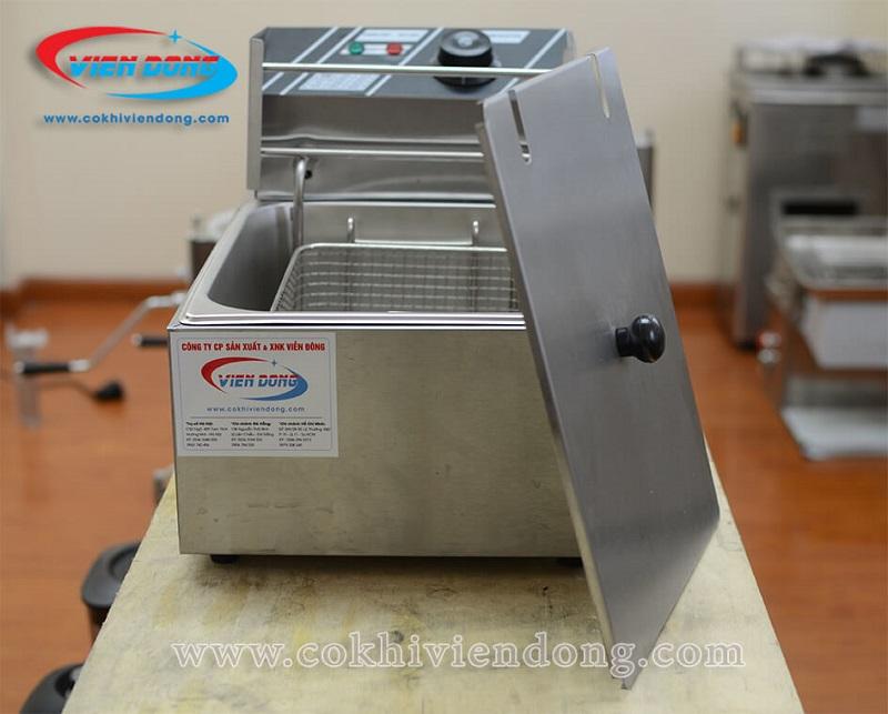 Bếp chiên nhúng dùng điện ETON