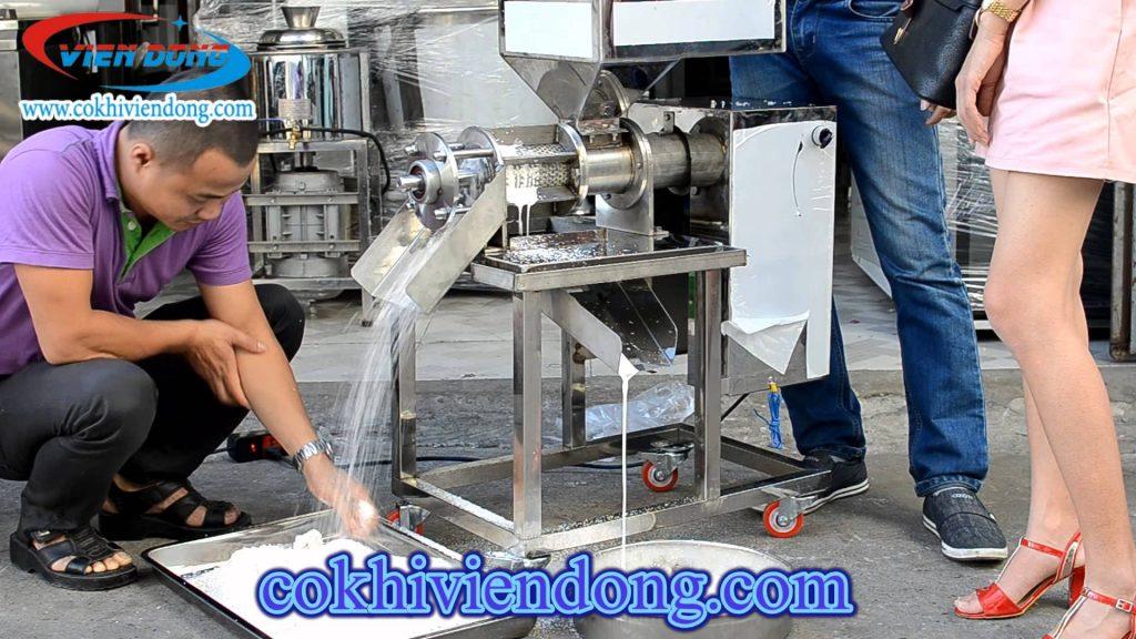 giá máy ép nước cốt dừa