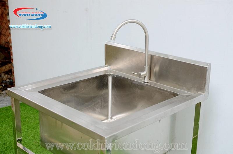 bồn rửa chén inox