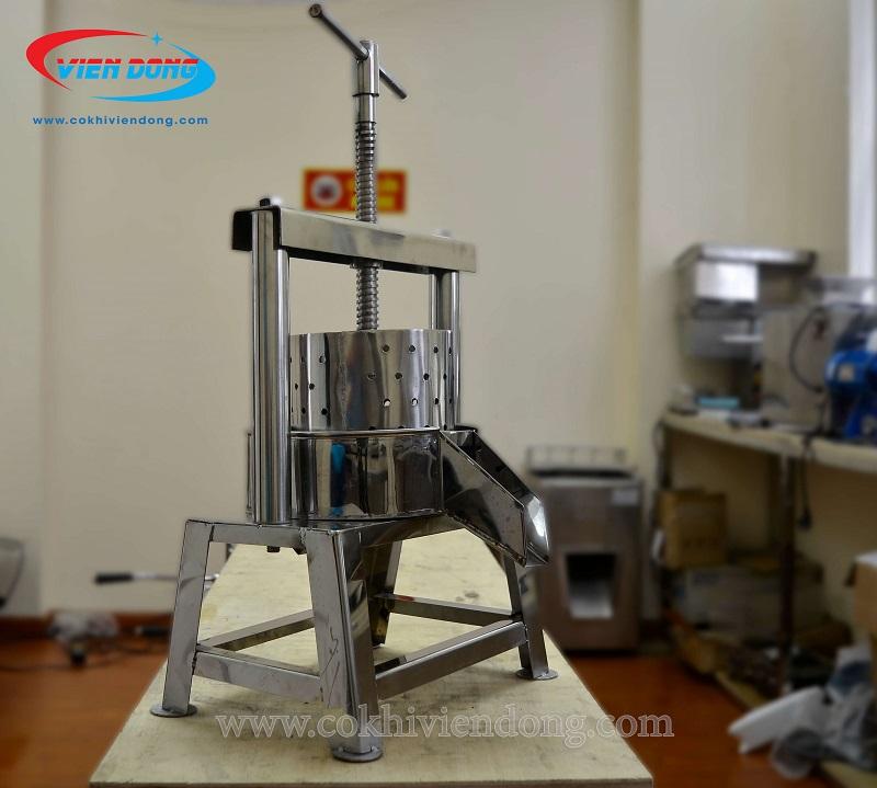 máy vắt nước cốt dừa bằng tay