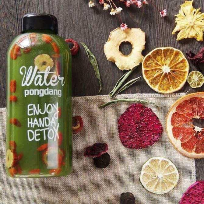 Detox hoa quả khô mở ra một thị trường kinh doanh mới