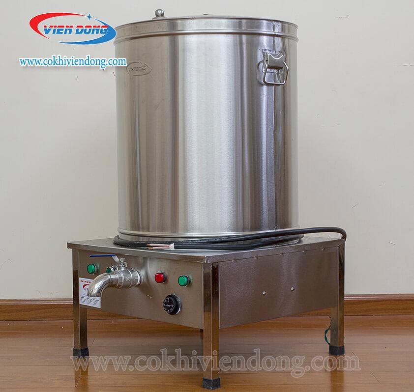 Nồi nấu nước dùng phở bằng điện