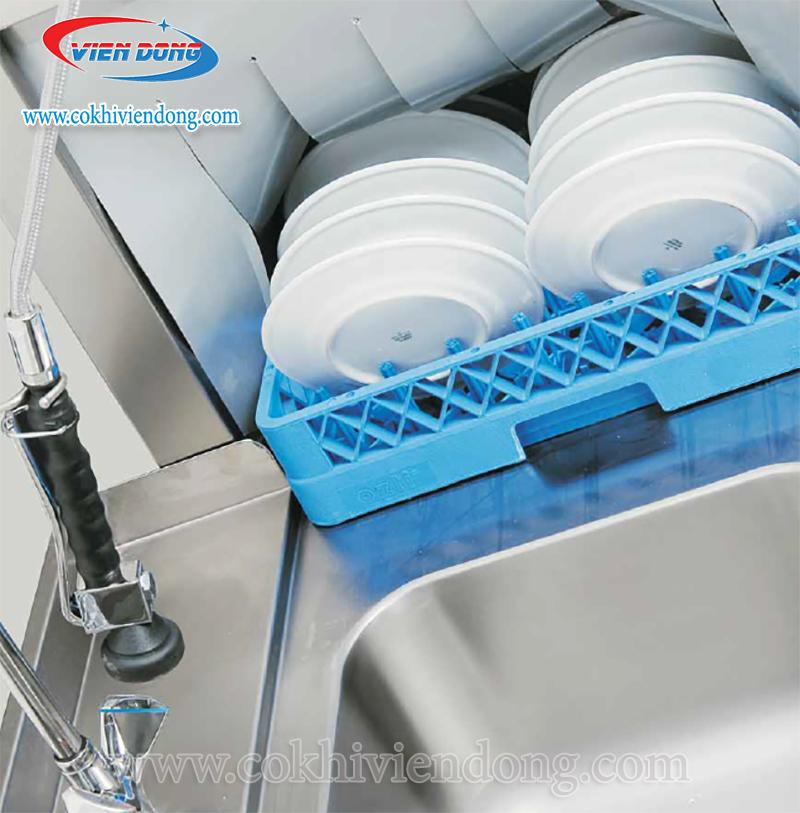Máy rửa chén bát công nghiệp cao cấp Ozti OBK 1500