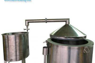 Tại sao nồi nấu rượu bằng điện được ưa chuộng?