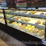 Tủ trưng bày bánh kem Đài Loan là gì, có nên mua không
