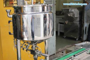 3 nguyên lí máy chiết rót của các dòng máy hiện nay