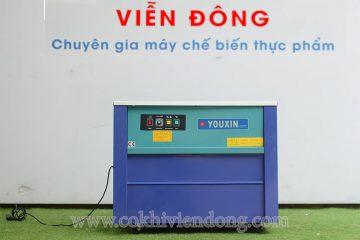 Đặt hàng máy đóng đai thùng Hà Nội tại quận Hoàng Mai