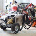 Điểm danh một số dòng máy rửa xe ô tô áp lực cao đang có mặt trên thị trường