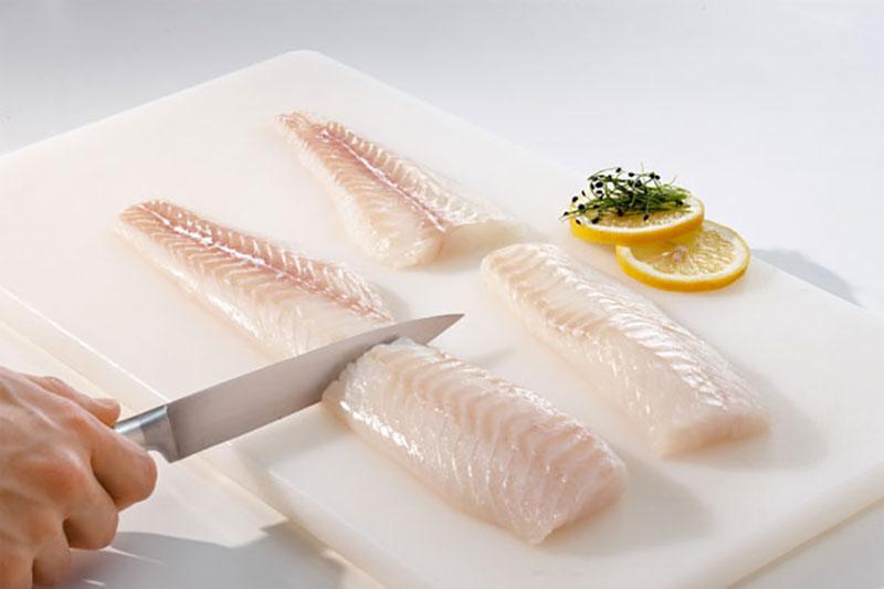 Miếng thịt cá phi lê