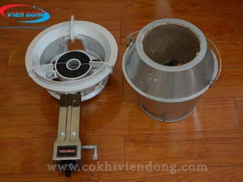 thiết bị phụ trợ lò quay vịt