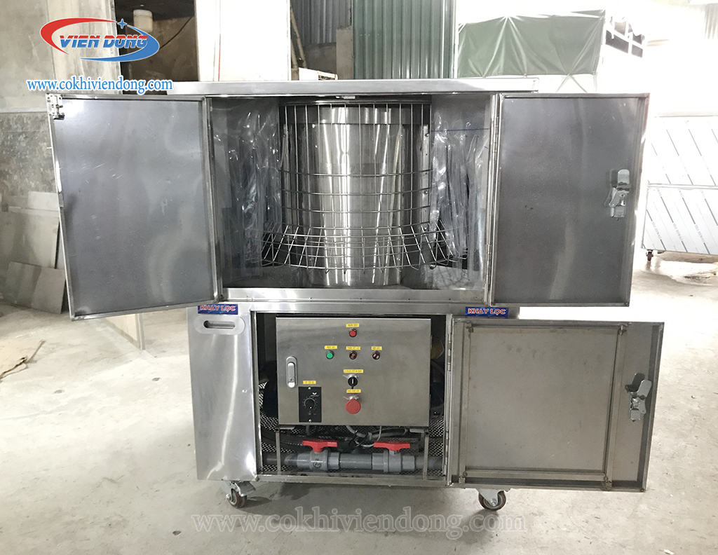 Máy rửa chén VD800 hiện đại