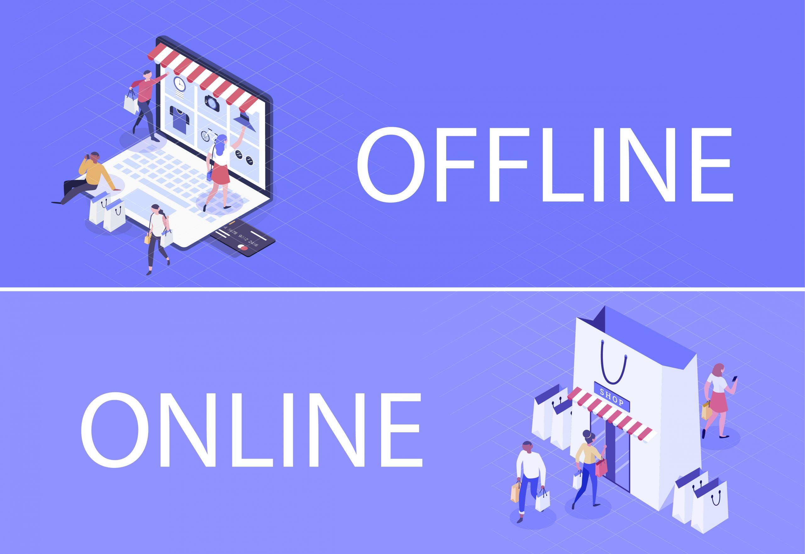 Mua hàng online hay offline